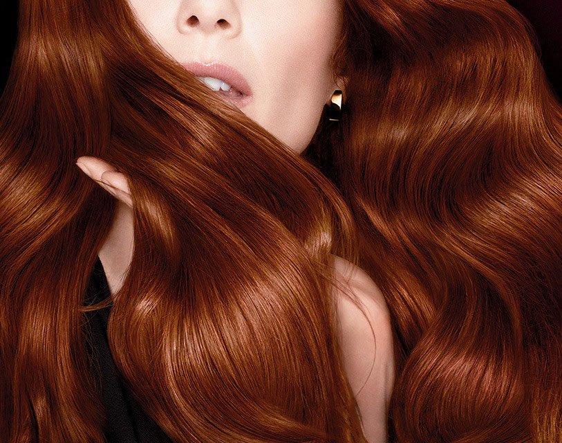 رنگ-مو-عسلی