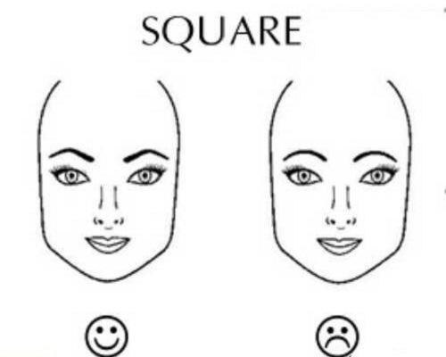 صورت مربع