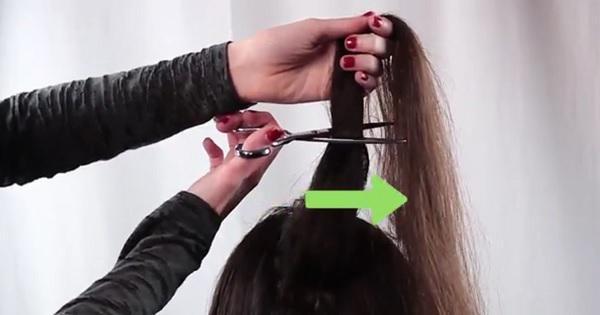 کوتاهی موی زنانه