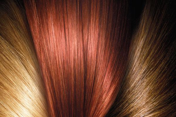 رنگ مو  به روش امیره