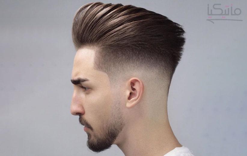 مدل موی بور و بلوند جذاب و مردانه