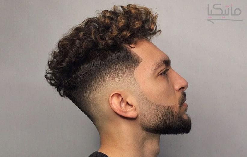 مدل موی فر مردانه و پسرانه