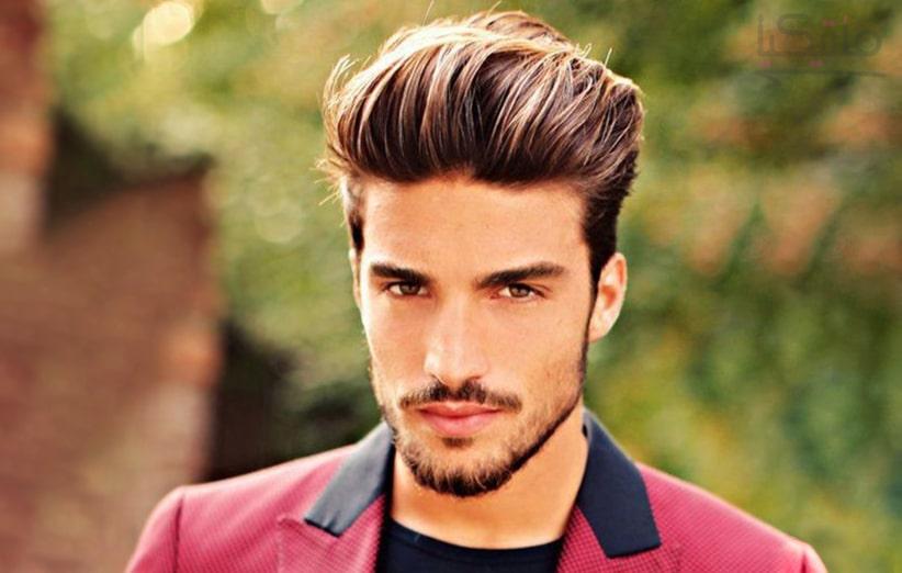 مدل موی مردانه ساده و شیک