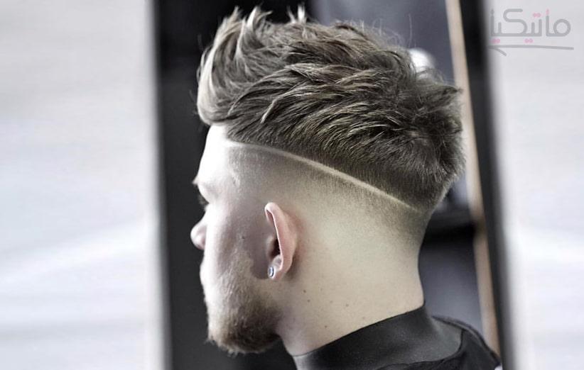 استایل متناسب با توجه به جنس مو