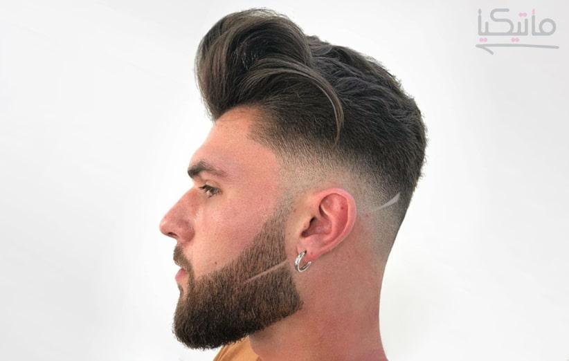انتخاب مدل موی مردانه با توجه به نوع و جنس مو