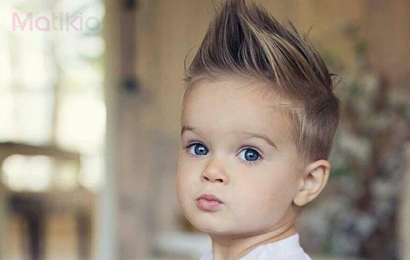 مدل موی کودک فشن