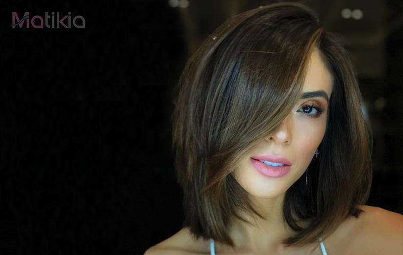 مدل مو برای انواع صورت