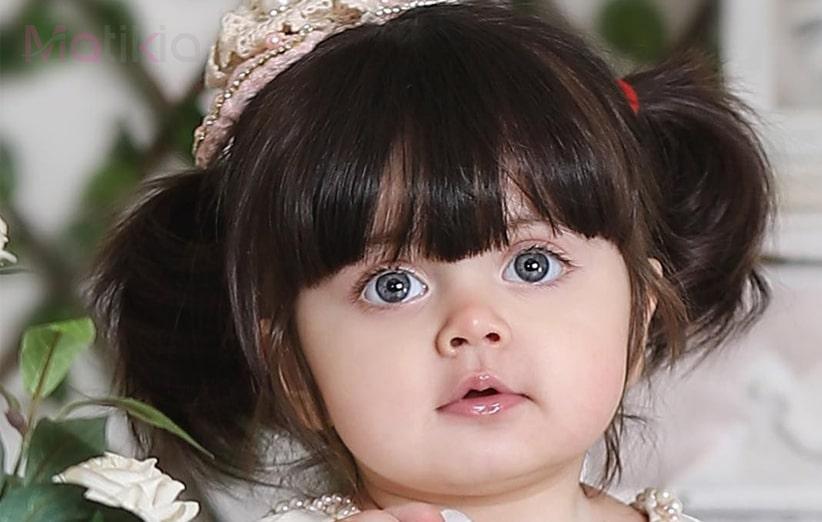 انواع مدل موی کودک