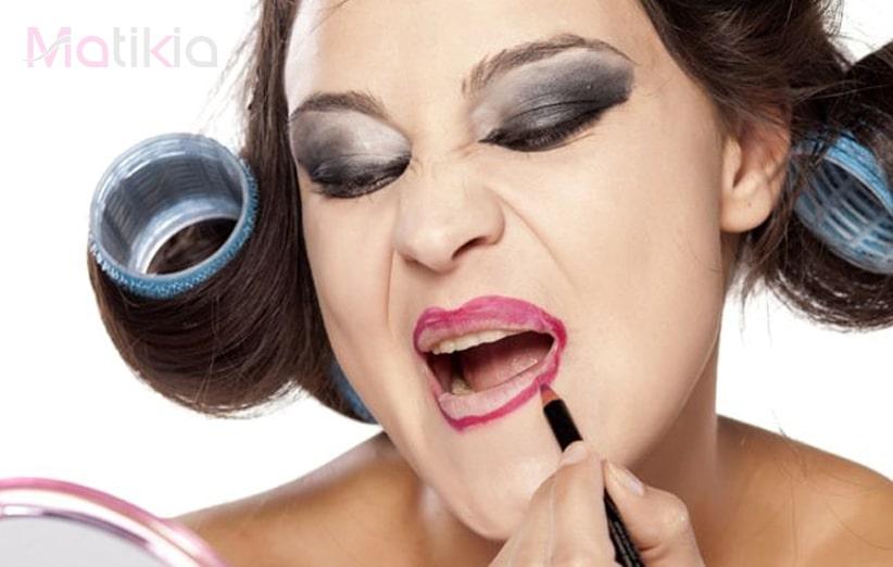 مهم ترین خطاهای آرایشی
