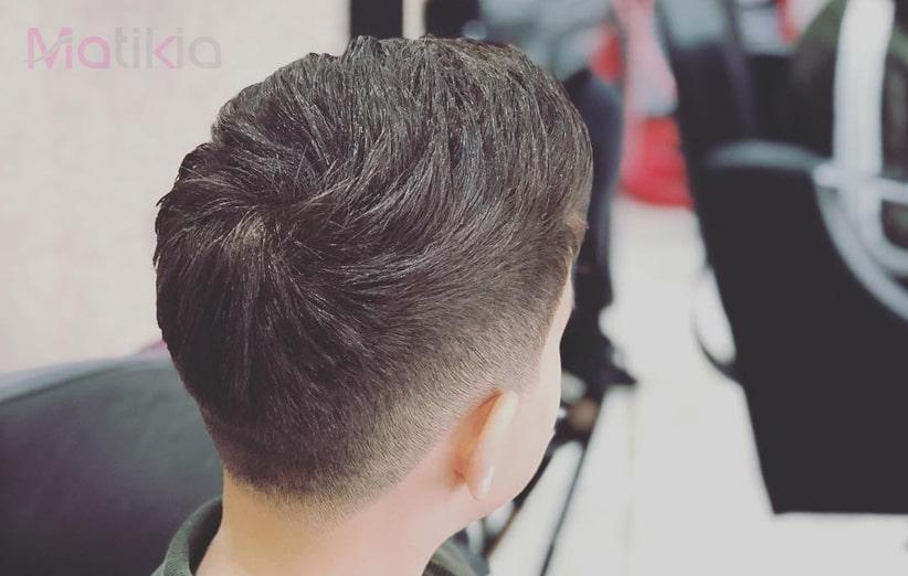 مدل موی کوپ پسربچه