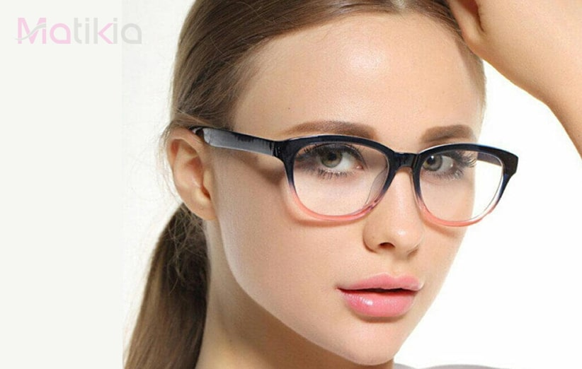 عینک طبی و زیبایی