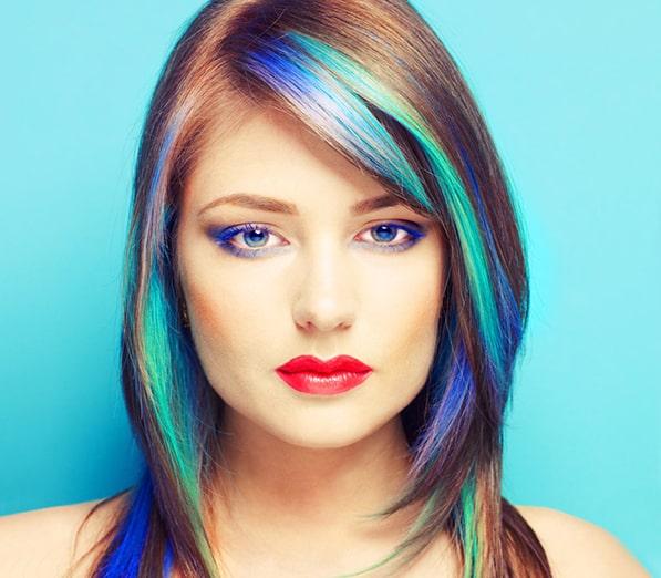 چقدر رنگ مو برای رنگ زدن نیاز است؟