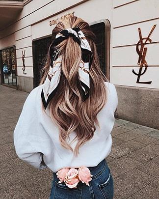 رنگ موی خوشرنگ و جذاب