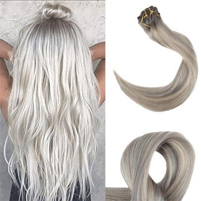 خرید و فروش انلاین اکستنشن موی کلیپسی