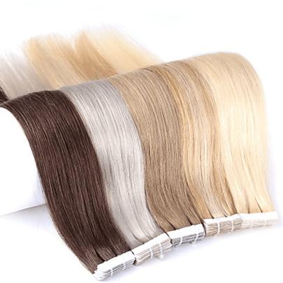 خرید و فروش موی طبیعی اکستنشن