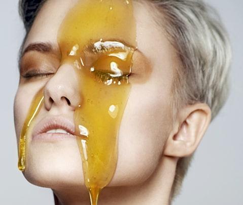 ماسک عسل برای پوست های حساس