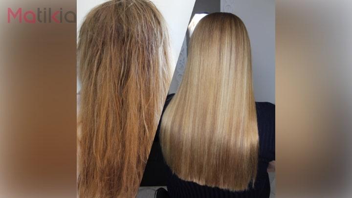 پروتئینه کردن مو